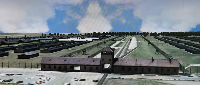 La délicate restauration du camp d'Auschwitz-Birkenau - Le Point