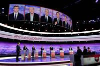 Pour Philippe Tesson, rien de très neuf n'est sorti du premier débat de la primaire de la gauche, ni dans le fond ni dans la forme.