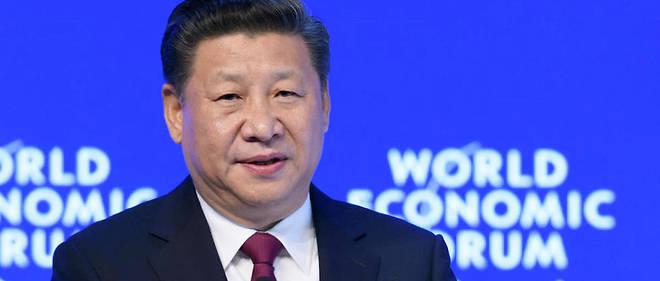 «Cela ne sert à rien de blâmer la mondialisation», a lancé le chef d'État chinois.