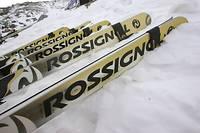 Rossignol avait annoncé en 2010 son intention de rapatrier la fabrication de 60 000 paires de skis de Taïwan à Sallanches.    ©JACQUES DEMARTHON