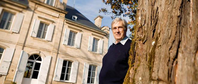 Bernard Audoy, directeur du domaine Chateau Cos Labory , Grand Cru Classe en 1855, Grand vin de Bordeaux, AOC Saint Estephe