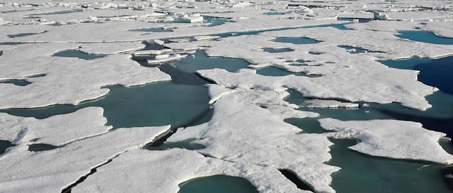 Le niveau des océans pourrait monter de plusieurs mètres.