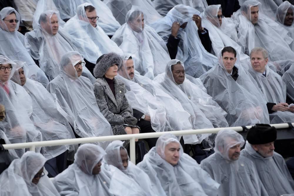 us-politics-INAUGURATION-SWEARING IN ©  BRENDAN SMIALOWSKI / AFP