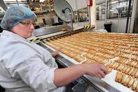 Les embauches dans le secteur de l'industrie ont fortement augmenté en 2016, selon l'Acoss. ©DENIS CHARLET