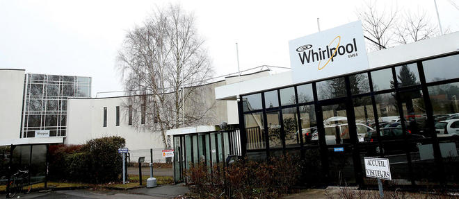 Whirlpool promet qu'il n'y aura pas de suppressions de poste. ©FRANCOIS NASCIMBENI