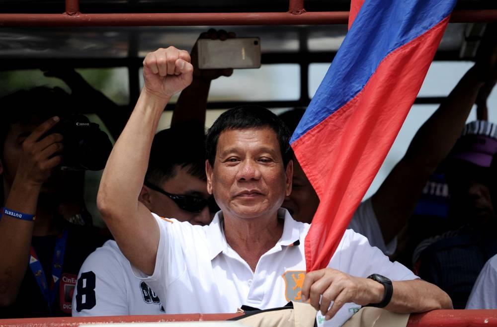 PHILIPPINES-VOTE ©  NOEL CELIS / AFP
