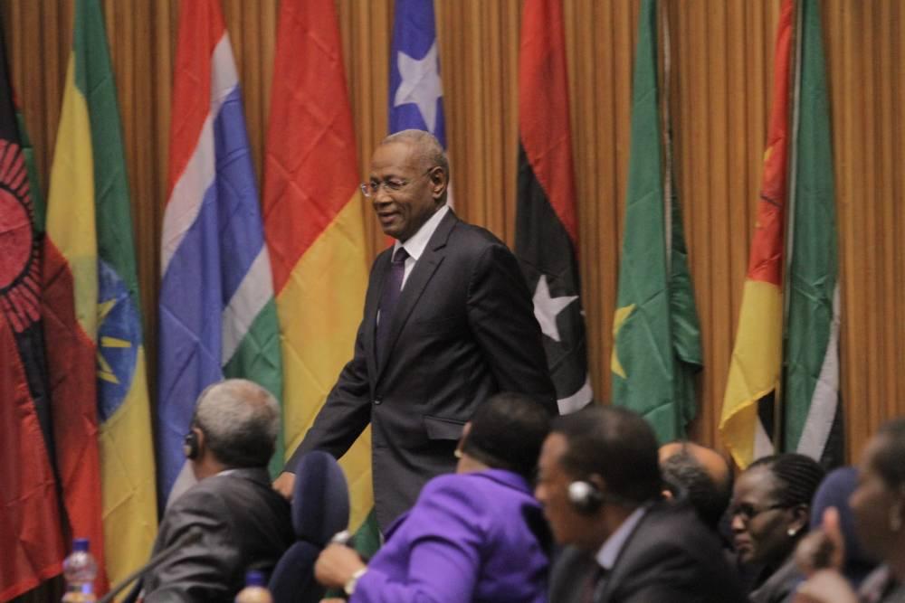 Abdoulaye Bathily est candidat à la présidence de la Commission de l'Union africaine.  ©  UA