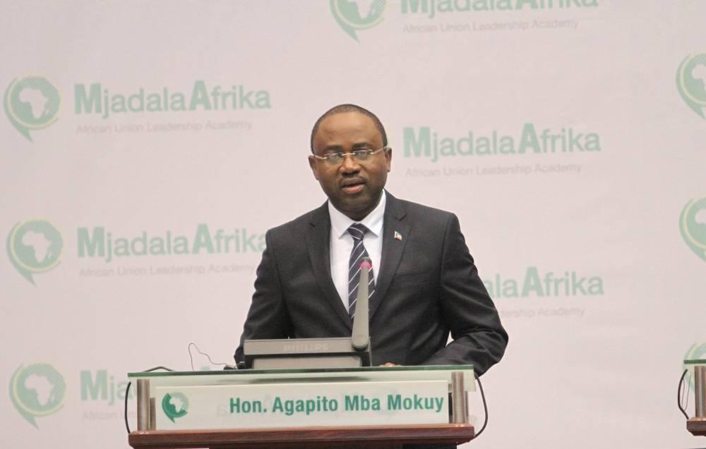 Agapito Mba Mokuy est candidat à la présidence de la Commission de l'Union africaine. ©  UA
