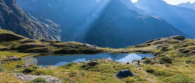 Le parc national des Écrins, le plus grand parc européen de haute montagne, sera bientôt longé par des lignes THT.
