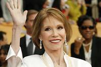 L'actrice américaine, icône de la télévision, est décédée à l'âge de 80 ans. ©VINCE BUCCI