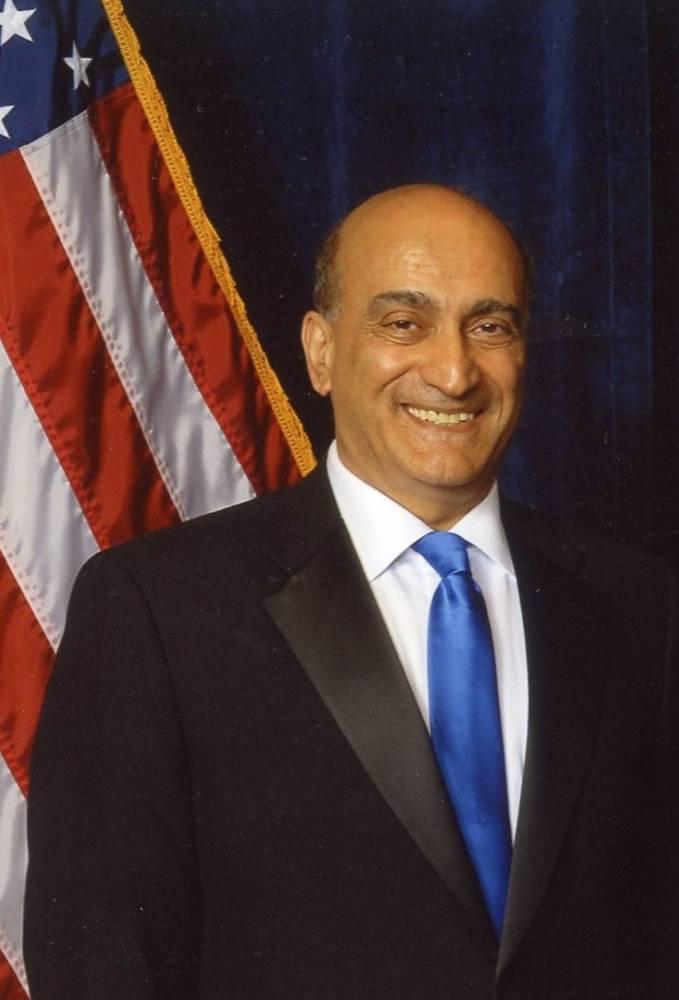 Walid Phares a été le conseiller antiterrorisme de Donald Trump durant la campagne. ©  Site officiel