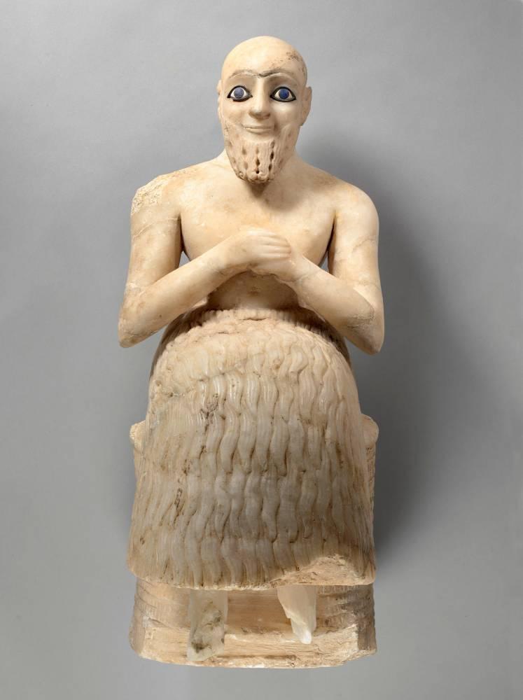La Mésopotamie au musée Louvre-Lens  © Raphal Chipault Musée du Louvre, RMN-Grand Palais