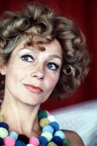 L'actrice française Emmanuelle Riva en mai 1970 © STRINGER AFP/Archives