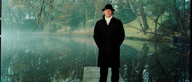 Imre Kertész, Prix Nobel de littérature. Berlin 2002.