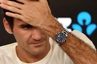 Roger Federer a décroché son vingtième titre.  ©PETER PARKS