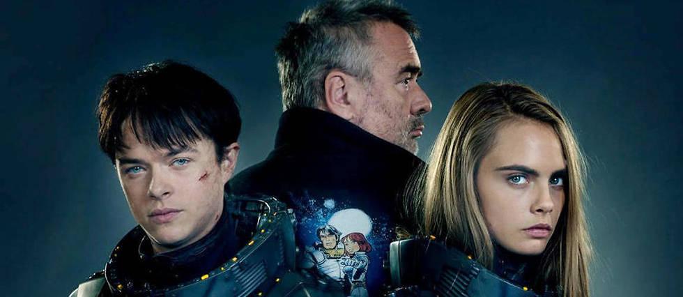 Valérian et Laureline de Luc Besson sortira en juillet 2017.