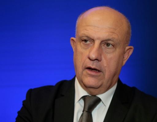 Le député PS Gilles Savary le 19 octobre 2015 à Paris © JACQUES DEMARTHON AFP/Archives