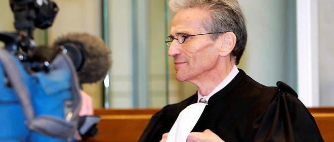 Le célèbre avocat pénaliste Thierry Lévy est mort lundi à l'âge de 72 ans.