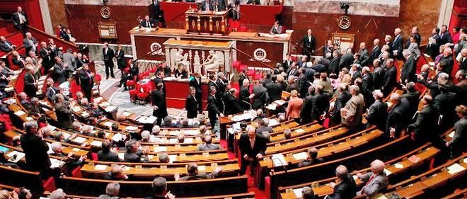Les policiers ont perquisitionné l'Assemblée nationale, mardi 31 janvier, dans le cadre de l'affaire Penelope Fillon.