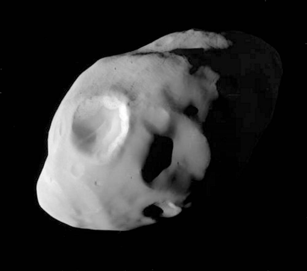 Le satellite Pandora ©  NASA/JPL-Caltech/Space Science Institute