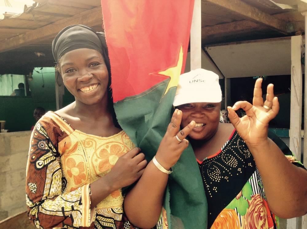 Des supporters du Burkina Faso ©  Foot-Express