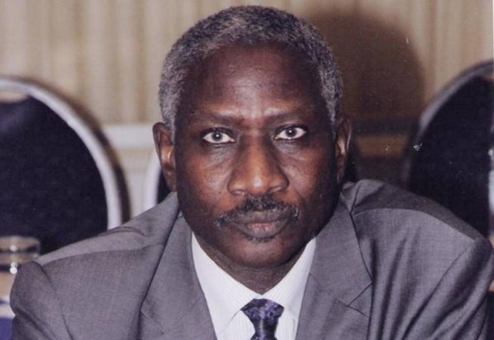 L'opposant Ibni Oumar Mahamat Saleh disparu à Ndjamena en février 2008. ©  DR