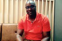 Patrick Mboma, ex-capitaine des Lions indomptables et double champion d'Afrique (2000 et 2002).