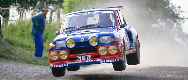 Digne représentante du spectaculaire Groupe B, la Renault 5 Maxi Turbo de 1985 fait aujourd'hui partie des voitures de rallye les plus recherchées.