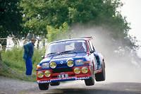 Digne représentante du spectaculaire Groupe B, la Renault 5 Maxi Turbo de 1985 fait aujourd'hui partie des voitures de rallye les plus recherchées. ©DR
