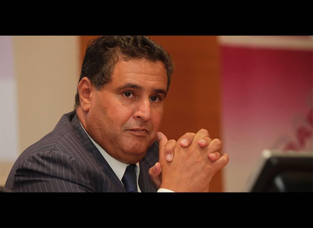 Le ministre marocain de l'Agriculture et de la Pêche, Aziz Akhannouch ©  DR