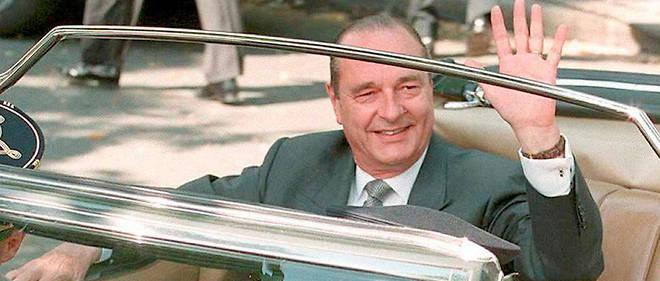 Une Ex Jacques Chirac à Vendre Sur Le Bon Coin Le Point