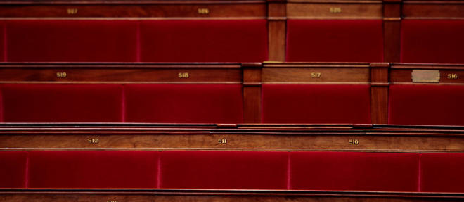 Dans l'hémicycle de l'Assemblée nationale (photo d'illustration).