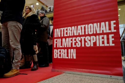 Ouverture de la vente de billets pour la 67e Berlinale, le 6 février 2017 dans la capitale allemande © John MACDOUGALL AFP/Archives