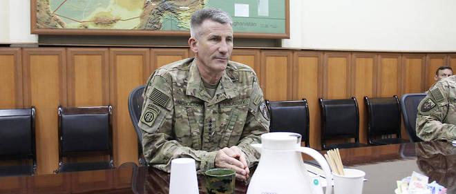 Le général américain John Nicholson