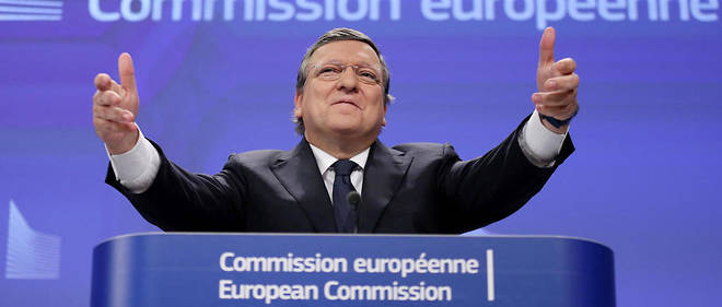 Jose Manuel Barroso est l'ancien president de la Commission europeenne.