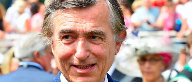 Philippe Douste-Blazy candidat malheureux à la direction de l'Organisation mondiale de la santé (OMS).