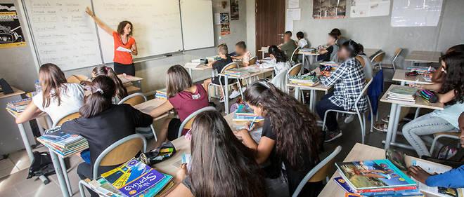 Selon Jean-Michel Blanquer,l'enfant a dès le cours préparatoire de très hautes capacités si on sait les solliciter.