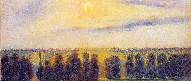 Camille Pissarro Le Premier Des Impressionnistes En Retrospective A Paris Le Point