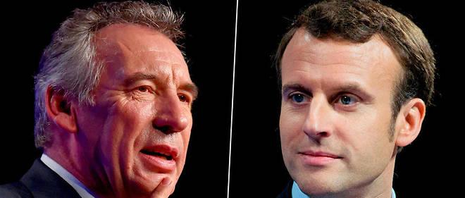 François Bayrou a rallié Emmanuel Macron dans la course à l'élection présidentielle.