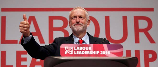 Jeremy Corbyn, chef du Parti travailliste britannique, a vécu une soirée contrastée.