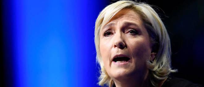 Marine Le Pen a refusé d'être auditionnée par les enquêteurs dans l'affaire des assistants parlementaires.