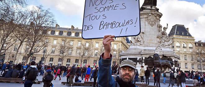 Des lycées parisiens ont été perturbés ce vendredi par des manifestants contre les violences policières.