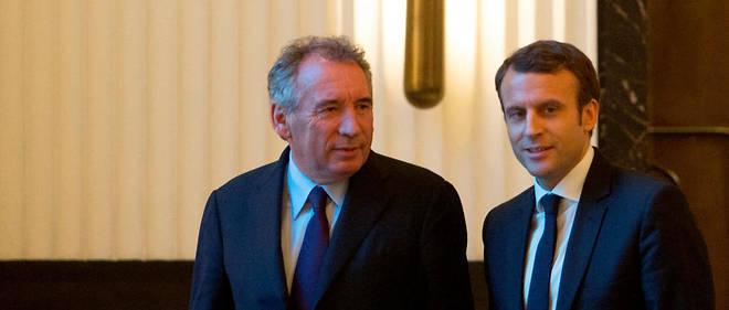 C'est à côté du palais de Tokyo que François Bayrou et Emmanuel Macron, qui ne s'étaient rencontrés publiquement qu'une seule fois, en juillet à Pau, ont officialisé leur alliance ce jeudi.