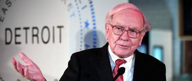 Warren Buffett, milliardaire américain.