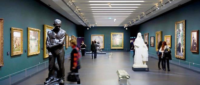 Le musée d'Orsay sera dirigé par Laurence des Cars à partir du 15 mars prochain.