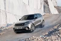 Sans la gamme courte des vitesses mais avec la suspension pneumatique en  option, les 4 rouyes motrices et un design actuel, le Range Rover Velara fait chavirer les coeurs à Genève
