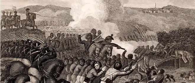 Le 2 décembre 1805, Napoléon bat les Autrichiens et les Russes, qui reconnaissent leur défaite par le traité de Presburg, le 26 décembre 1805.
