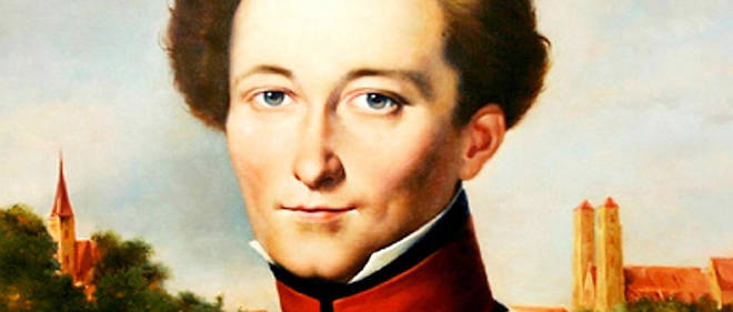 Portrait de Clausewitz