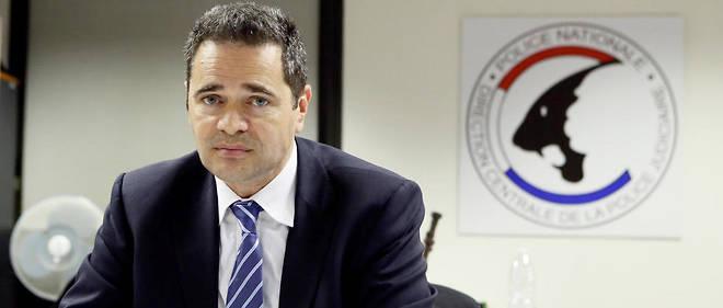 François Thierry a été placé en garde à vue mercredi matin à l'IGPN.