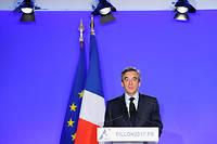 François Fillon n'est plus audible par la grande majorité des Français, explique François Kersaudy. ©CHRISTOPHE ARCHAMBAULT